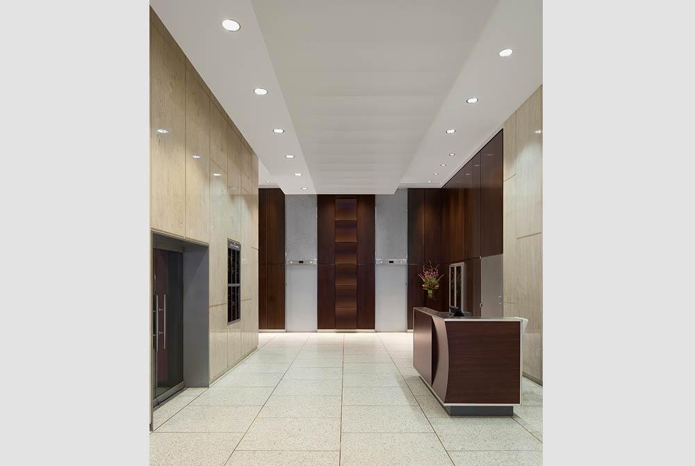 prevnext - Concierge Desk Design